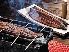 関東におけるうなぎ料理の特徴の画像