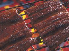 関西におけるうなぎ料理の特徴の画像