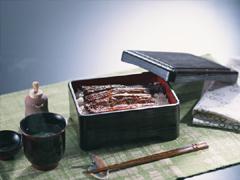 関西のうなぎ料理店(1)の画像