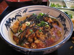 関西のうなぎ料理店(3)